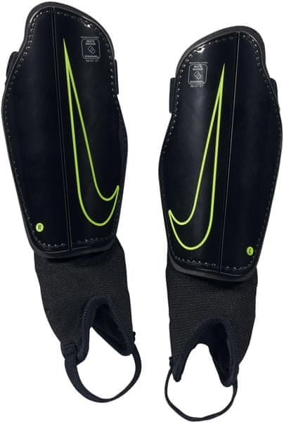 Nike Charge Football Shin Guard Black L
