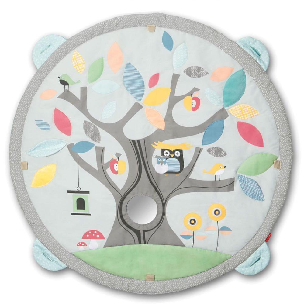 Skip hop Kamarádi ze stromu Deka s hrazdou, pastel