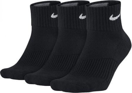 Nike skarpety Performance Cushion Quarter (3 pary) L
