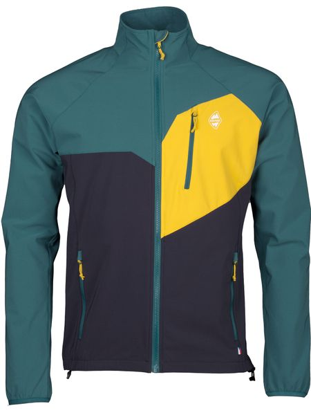 High Point Drift Hoody Jacket Pacific/Carbon M