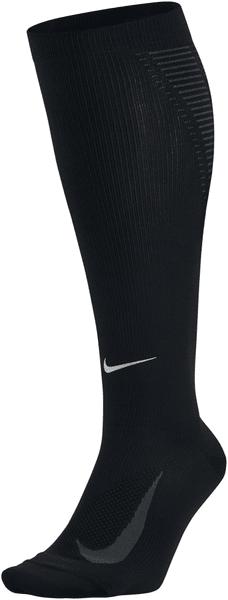 Nike Elite Compression Over-The-Calf Running Sock Black 44-47