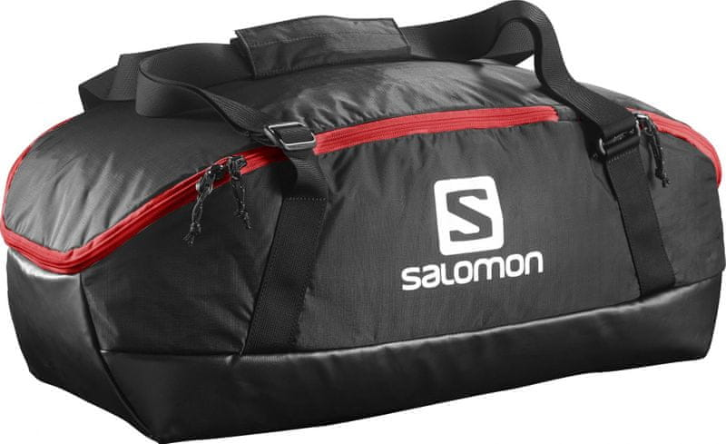 Salomon Prolog 40 Bag Black/Bright Red