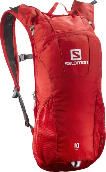 Salomon Trail 10 Bright Red/White