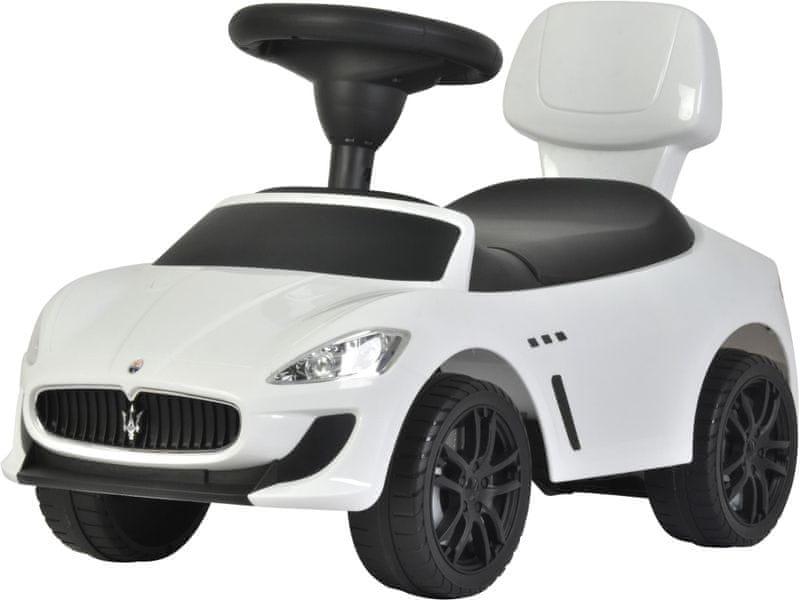 Buddy Toys BPC 5131 Odrážedlo Maserati - bílé