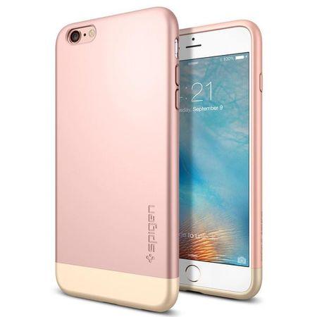 Spigen ovitek Style Armor za iPhone 6S, roza