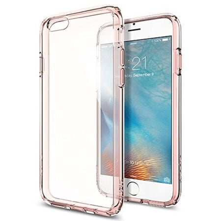 Spigen maskica Ultra Hybrid za iPhone 6S Plus, roza