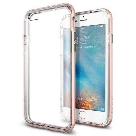 Spigen ovitek Neo Hybrid Ex za iPhone 6S, roza