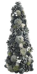 Kaemingk Vianočná ozdoba stromček 48 cm