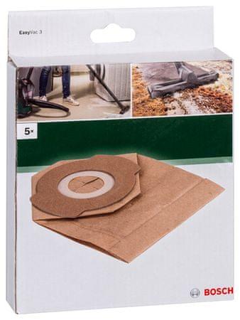 Bosch Papírový sáček na prach pro Vac3, 5ks