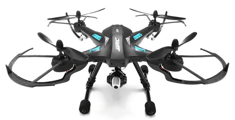 JJRC H26WH - Dron 2.4GHz, čtyřvrtulový, kamera 1280x720, WiFi, FPV