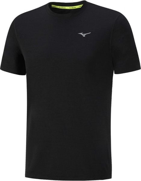 Mizuno Impulse Core Tee/Black L