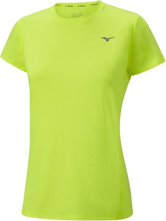 Mizuno Impulse Core Tee W Safety Yellow XL