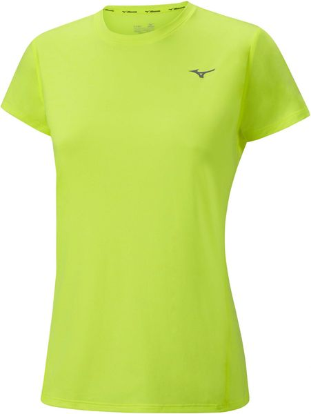 Mizuno Impulse Core Tee W Safety Yellow L