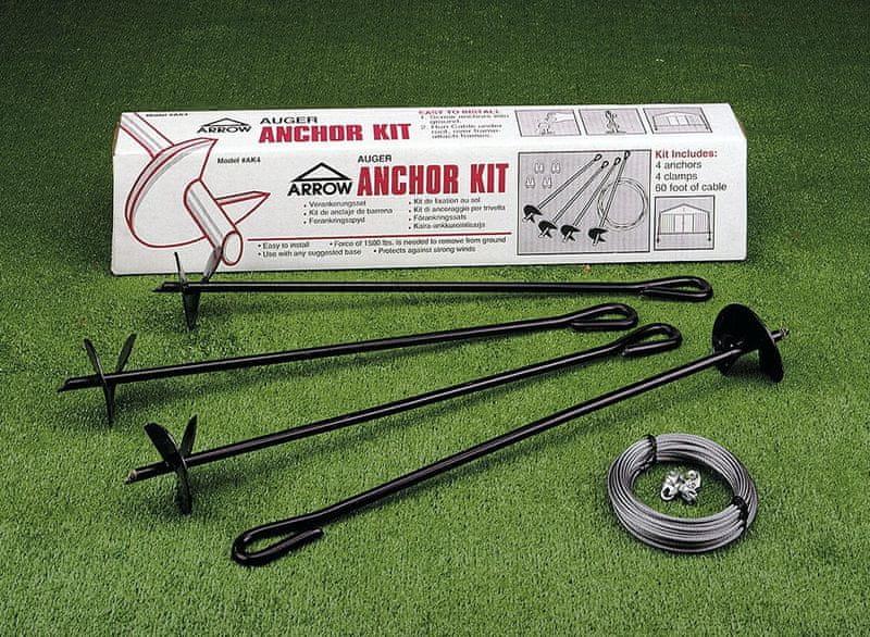 Arrow kotvící sada ARROW AK4 do země