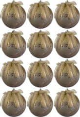 Kaemingk dekorativen okrasek s trakom 12 kosov