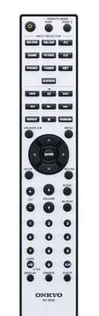 Onkyo 2.1 AV sprejemnik TX-8270, srebrn