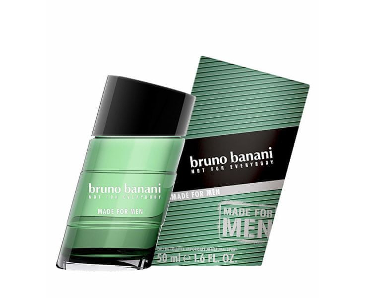 Bruno Banani Made For Men - EDT 75 ml