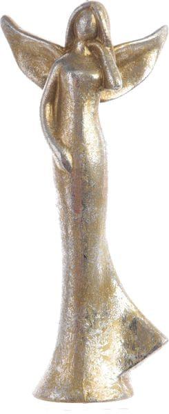 Kaemingk Vánoční figurka anděl 31 cm