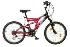 Koliken Albatros 20' Rugós kerékpár