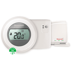 Honeywell Evohome Round Home Connected Y87RFC2074, sada termostat, relé, gateway, +2% ErP IV