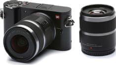 Yi M1 + 12-40 + 42,5 F1,8 fényképezőgép