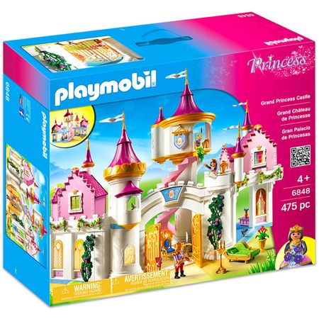 Playmobil Rózsaliget várkastély (6848)