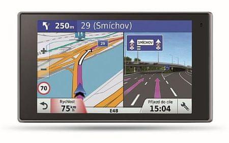 Garmin nawigacja DriveLuxe 50T Lifetime Europe45, GPS