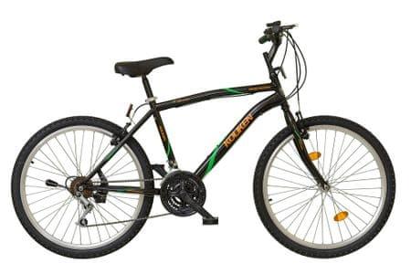 Koliken Simple 26' MTB Férfi kerékpár, Fekete/Fehér