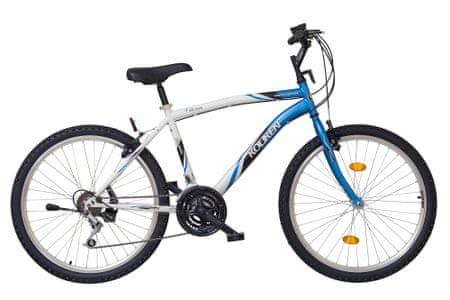 Koliken Simple 26' MTB Férfi kerékpár, Kék/Fehér