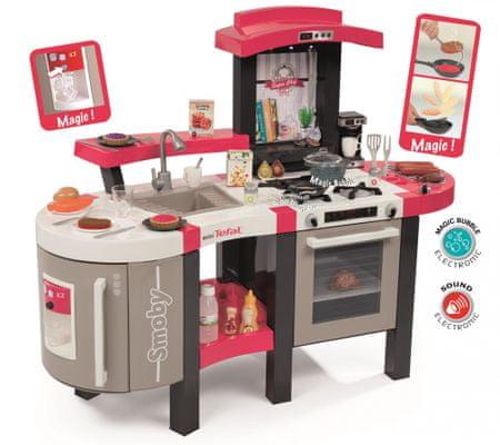 Smoby Tefal Super Chef elektronikus konyha