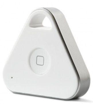 Nonda iHere 3.0 lokátor na klíče a bluetooth ovladač selfie, bílá