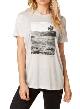 FOX ženska majica Picogram ss M siva
