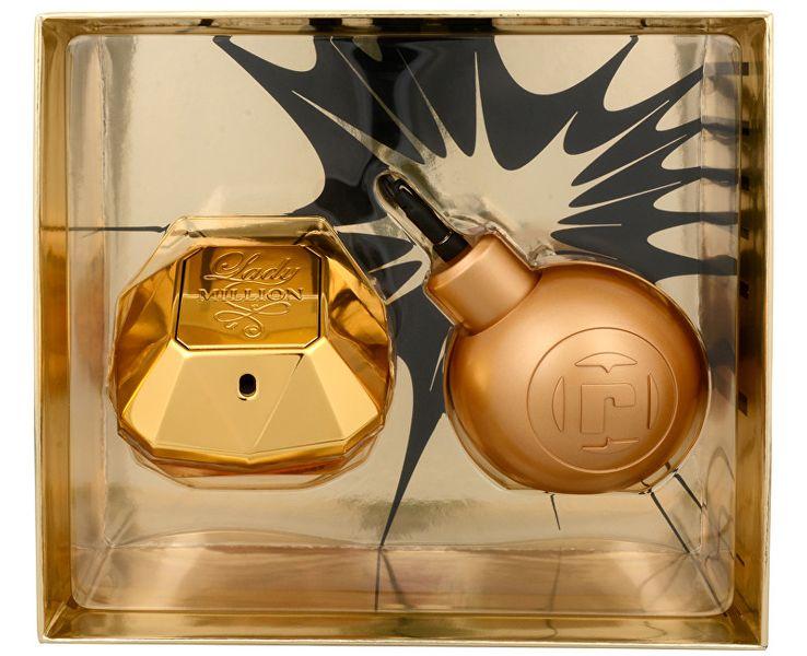 Paco Rabanne Lady Million - EDP 50 ml + MP3 reproduktor