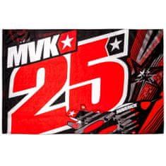 Maverick Vinales MV25 zastava, 140 x 90 cm