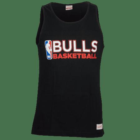 Chicago Bulls Mitchell & Ness Team Issue majica brez rokavov, velikost L