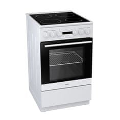 MORA kuchnia elektryczna C 110 BW