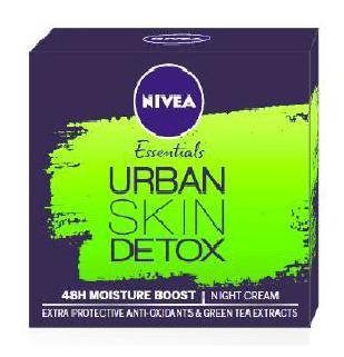 Nivea Noční krém Urban skin