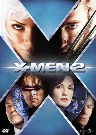 X-Men 2   - DVD