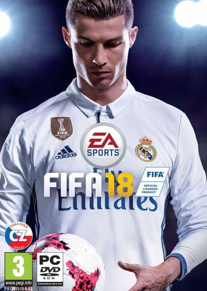 EA Sports Fifa 18 / PC