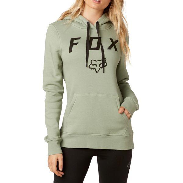 FOX dámská mikina S tyrkysová