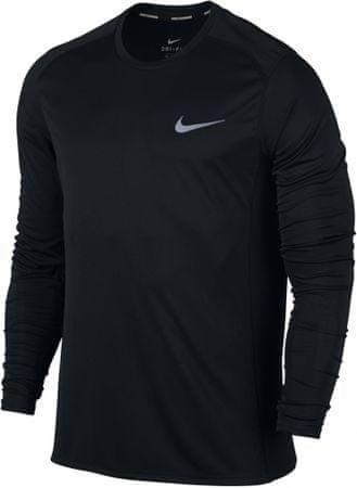 Nike moška tekaška majica NK Dry Miler Top LS, L