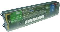Honeywell EvoHome Regulátor podlahového vytápění HCE80R, releový výstup, 5 zón, bez antény, bezdrátová komunikace
