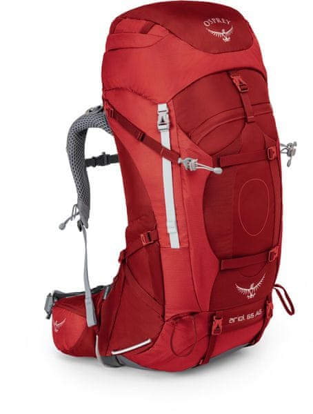 Osprey Ariel AG 65 picante red WM