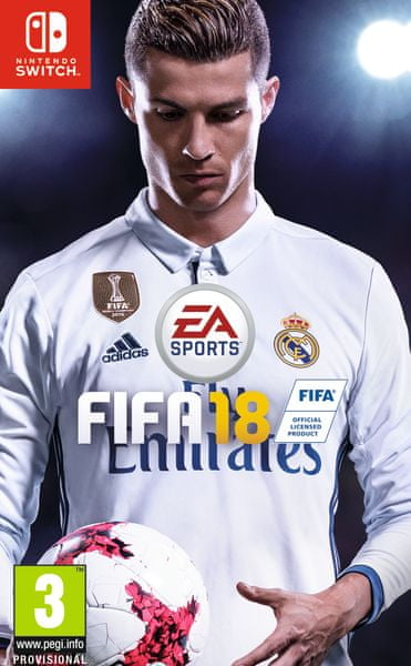 EA Sports Fifa 18 / Switch