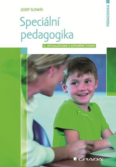 Slowík Josef: Speciální pedagogika