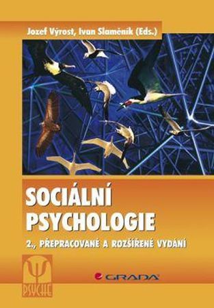 Výrost Jozef, Slaměník Ivan: Sociální psychologie