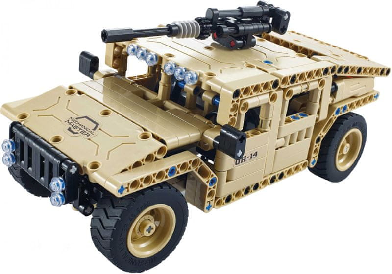 Buddy Toys BCS 2004 RC Military auto