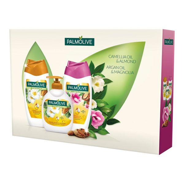 Palmolive Dárková sada Naturals Precious Oils