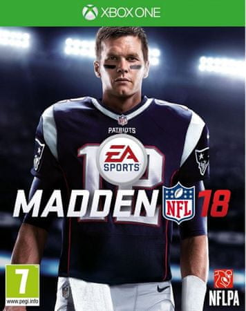 EA Games Madden NFL 18, Xbox One