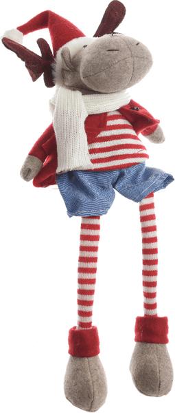 Kaemingk Vánoční figurka sob/kluk 21 cm
